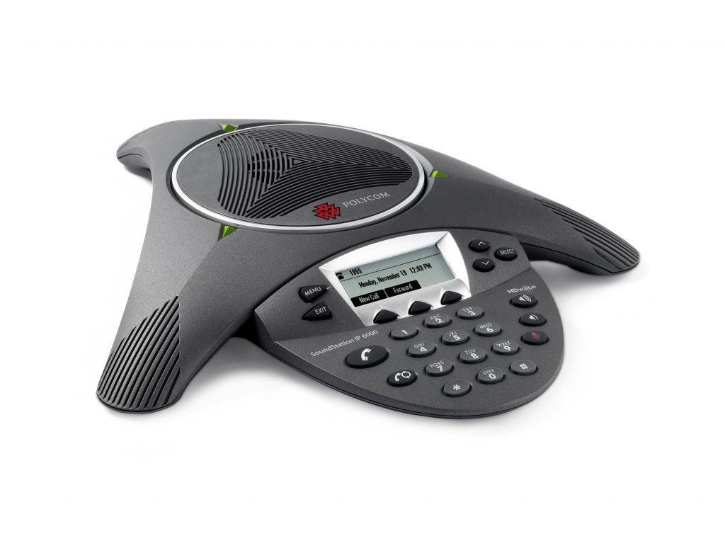 Polycom-SoundStation-IP-6000-left