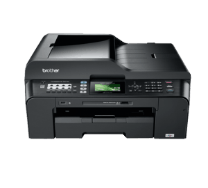 Brother A3 Inkjet Printer MFCJ6510DW
