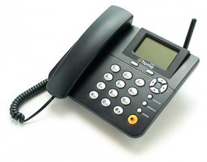 GSM Desk top phone-MobileDET
