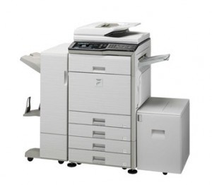 Copiers Sharp mx-3100n (1)