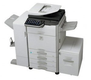 Copiers Sharp-mx-3610n