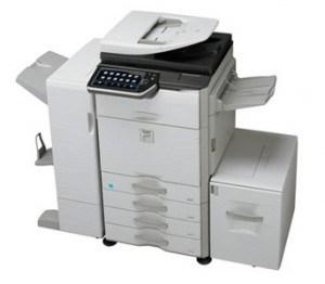 Sharp colour copiers-Sharp-mx-3610n