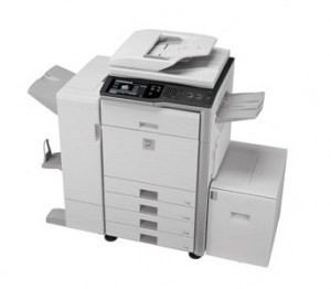 Copiers Sharp mx-4100n