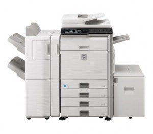Copiers Sharp-mx-m5000n