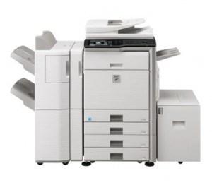 Sharp colour copiers-Sharp-mx-m5000n