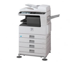 Copiers sharp_mx_c310