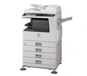 Copiers sharp_mx_m260n