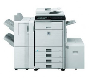 Copiers sharp_mx_m363n