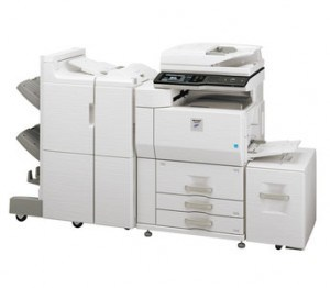 Copiers sharp_mx_m753n