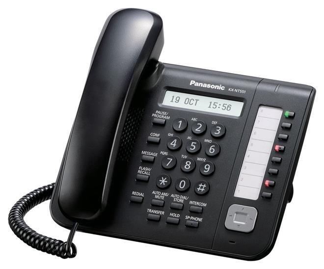 Panasonic KX NT551 IP