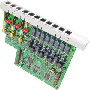 Panasonic PABX Phones-Panasonic KX-TE82483 3 X 8 Expansion Card