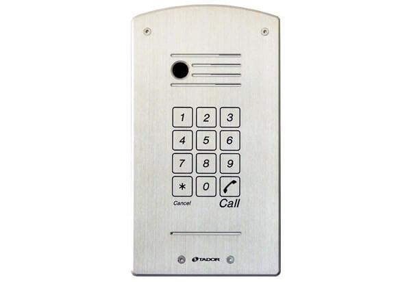 Tador Piezo keypad